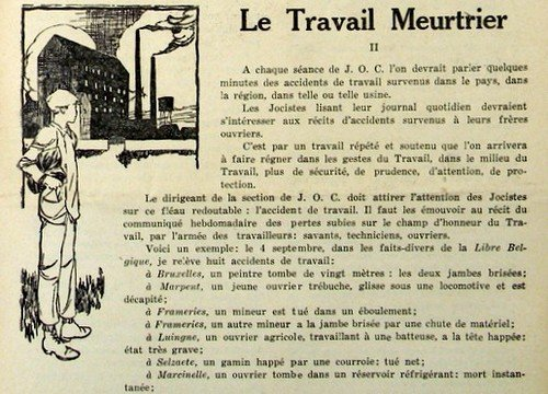 Jeunesse Ouvrière 1926