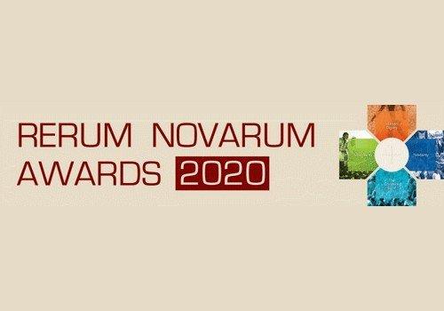 Rerum Novarum Awards 2020